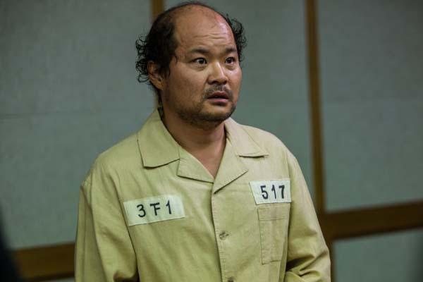 Kim Sang-ho dans Proof of Innocence (2015)