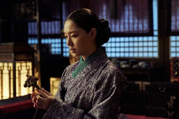 Seo Ji-hye dans Rampant (2018)