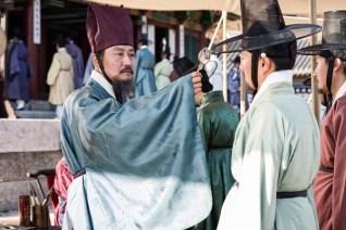 Song Kang-ho dans The Face Reader (2013)