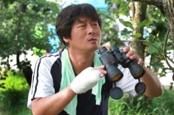 Kim Yoon-seok dans Running Turtle (2009)