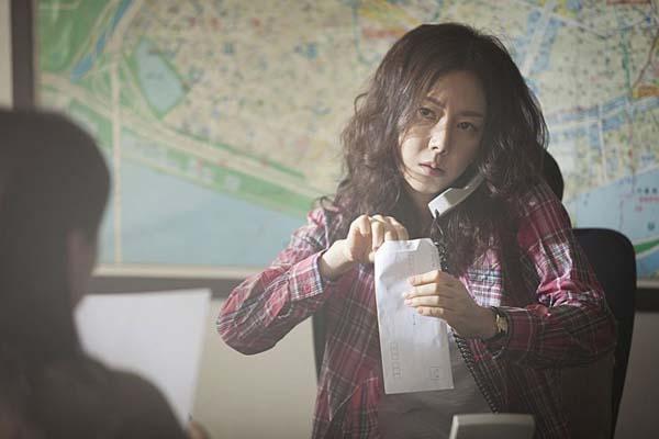 Yum Jung-ah dans The Spies (2012)