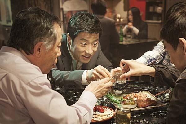 Kim Myung-min dans The Spies (2012)