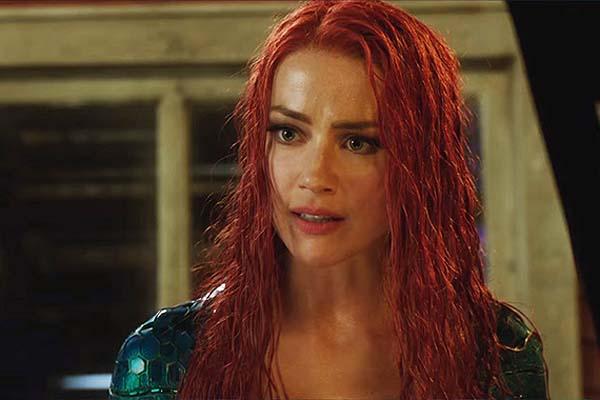 Amber Heard dans Aquaman (2018)