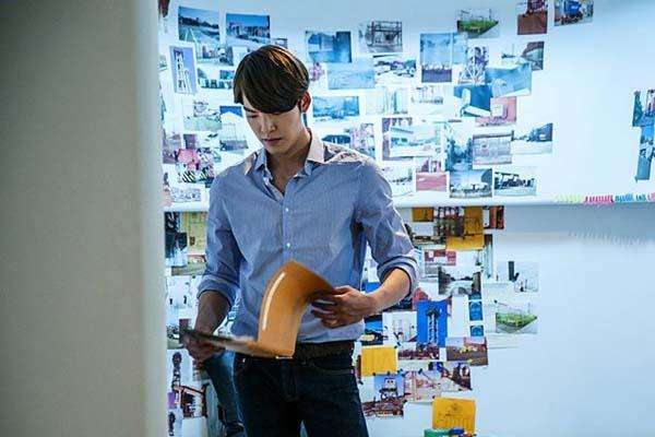 Kim Woo-bin dans The Con Artists (2014)