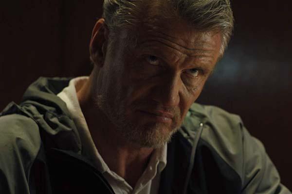 Dolph Lundgren dans Creed II (2018)
