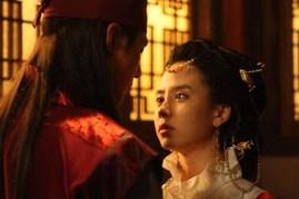 Jo In-sung et Song Ji-hyo dans A Frozen Flower (2008)
