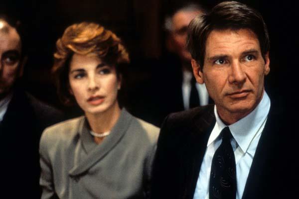 Harrison Ford et Anne Archer dans Patriot Games (1992)