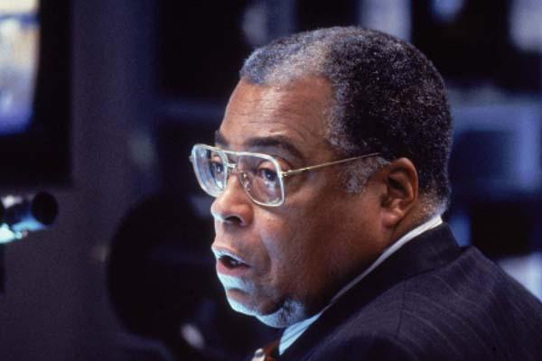 James Earl Jones dans Patriot Games (1992)