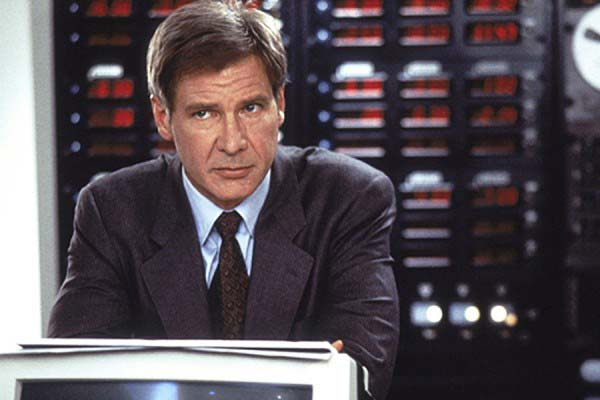 Harrison Ford dans Patriot Games (1992)