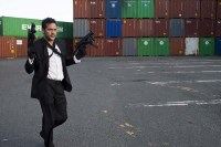 Jeffrey Dean Morgan dans The Losers (2010)