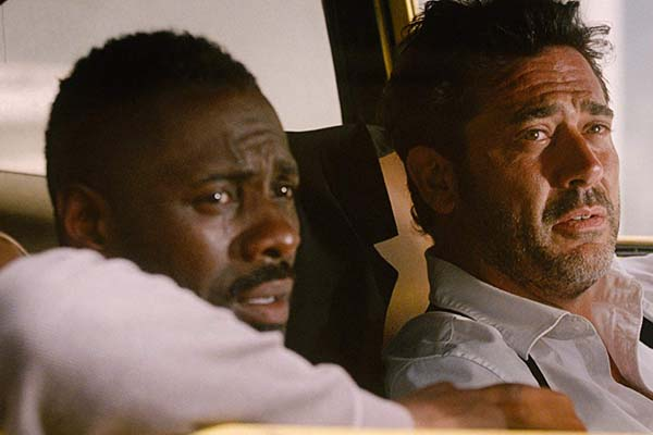 Idris Elba et Jeffrey Dean Morgan dans The Losers (2010)