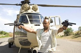 Columbus Short dans The Losers (2010)