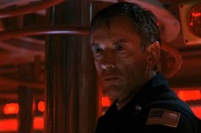 Scott Glenn dans The Hunt for Red October (1990)