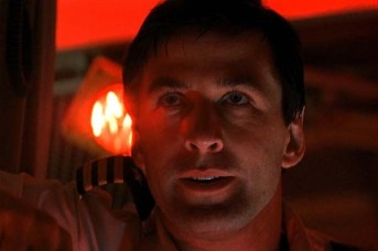 Alec Baldwin dans The Hunt for Red October (1990)