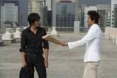 Kang Ji-hwan et So Ji-sub dans Rough Cut (2008)