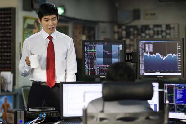 Kim Mu-yeol dans The Scam (2009)