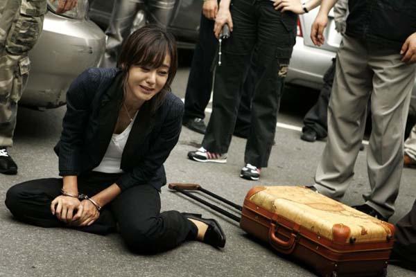 Yunjin Kim dans Seven Days (2007)