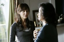 Yunjin Kim et Kim Mi-sook dans Seven Days (2007)