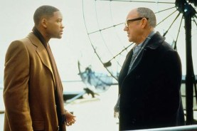 Will Smith et Gene Hackman dans Enemy of the State (1998)