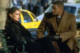 Lisa Bonet et Will Smith dans Enemy of the State (1998)