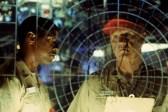 Denzel Washington et Gene Hackman dans Crimson Tide (1995)