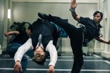 Wu Jing, Zhang Jin et Tony Jaa dans SPL II: A Time for Consequences (2015)