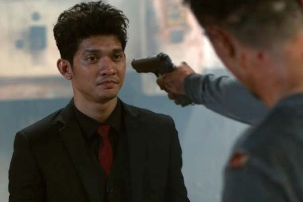 Iko Uwais dans The Night Comes for Us (2018)