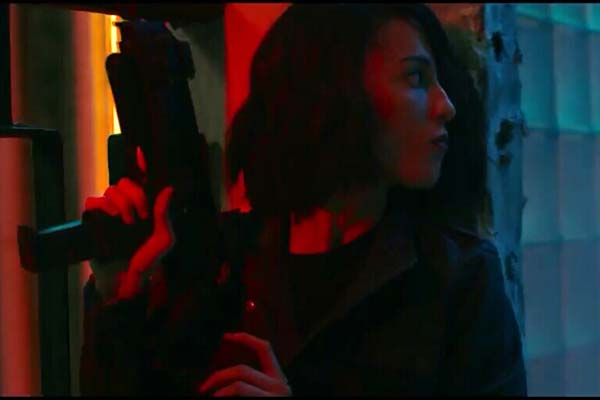 Julie Estelle dans The Night Comes for Us (2018)