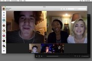 Andrew Lees, Betty Gabriel, Connor Del Rio, Rebecca Rittenhouse, Colin Woodell, et Savira Windyani dans Unfriended: Dark Web (2018)