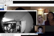 Betty Gabriel, Rebecca Rittenhouse, et Colin Woodell dans Unfriended: Dark Web (2018)
