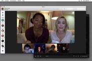 Andrew Lees, Betty Gabriel, Connor Del Rio, Rebecca Rittenhouse, Colin Woodell, et Savira Windyani dans Unfriended: Dark Web (2018)