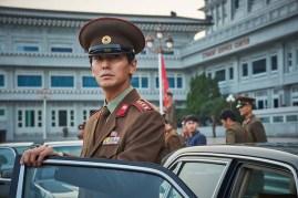 Ju Ji-hoon dans The Spy Gone North (2018)