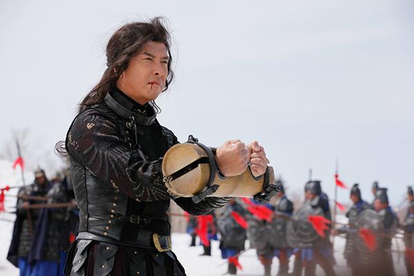 Donnie Yen dans Iceman (2014)
