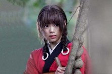 Hana Sugisaki dans Blade of the Immortal (2017)