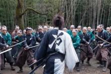 Takuya Kimura dans Mugen no jûnin (2017)
