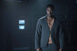 David Ajala dans Nightflyers (2018)