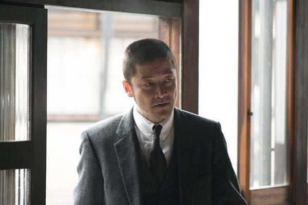 Tadanobu Asano dans The Outsider (2018)