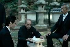 Min Tanaka et Jared Leto dans The Outsider (2018)