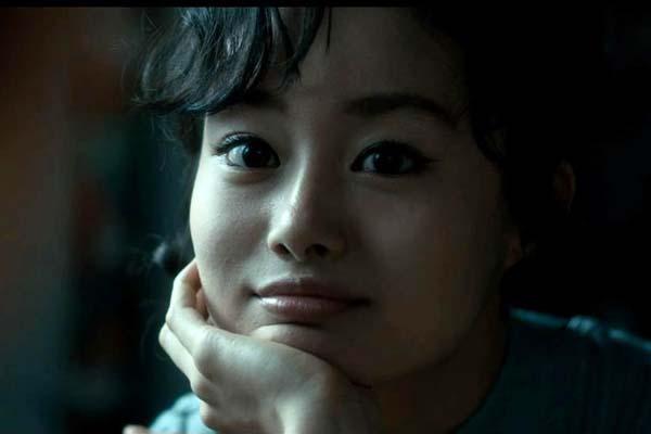 Shiori Kutsuna dans The Outsider (2018)