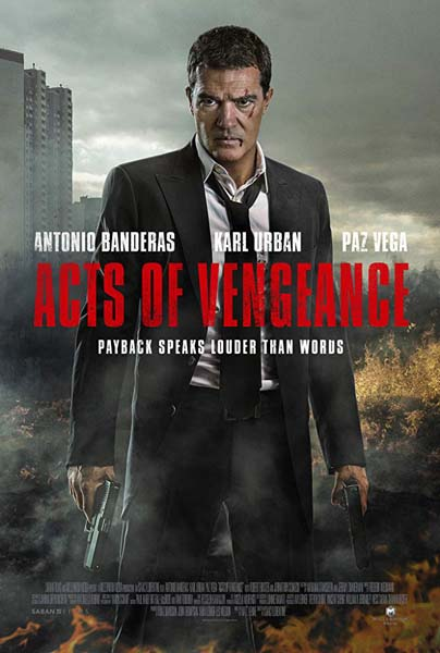 ACTS OF VENGEANCE (2017)★★★☆☆
