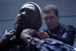 Antonio Banderas et Clint Dyer dans Acts of Vengeance (2017)