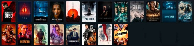 Films Avril 2019