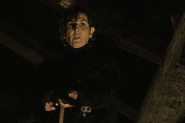 Elvira Mínguez dans The Invisible Guardian (2017)