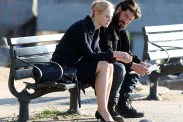 Jon Bernthal et Deborah Ann Woll dans The Punisher (2017)