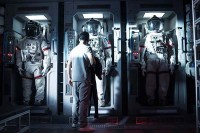 Wu Jing dans The Wandering Earth (2019)