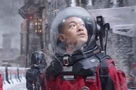 Qu Chuxiao dans The Wandering Earth (2019)