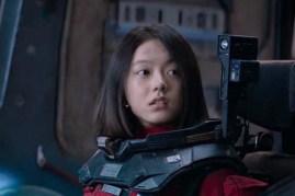 Zhao Jinmai dans The Wandering Earth (2019)