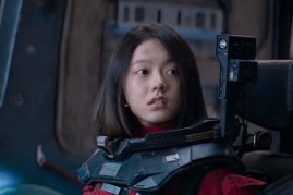 Zhao Jinmai dans The Wandering Earth (2019)