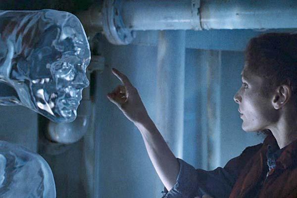 Mary Elizabeth Mastrantonio dans The Abyss (1989)