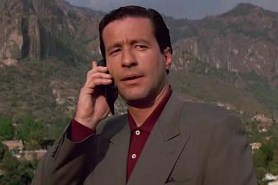 Joaquim de Almeida dans Clear and Present Danger (1994)